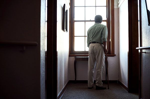 Elderly Veteran Is Victim of Nursing Home Abuse